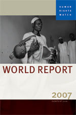 HRW-WR 2007 Cover