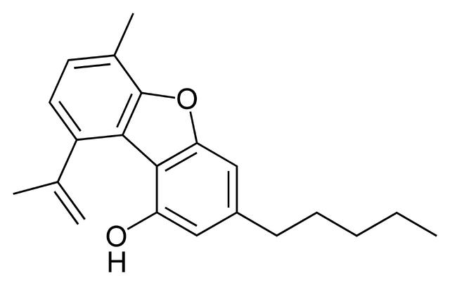 File:Dehydrocannabifuran.png