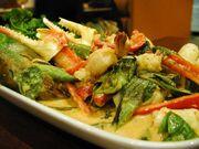 Unidentified thai food