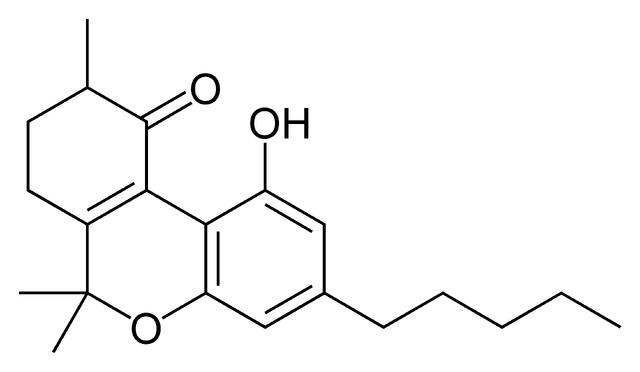 File:10-oxo-delta-6a(10a)-tetrahydrocannabinol.png
