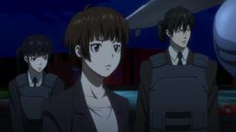 Akane and Enforcers gekijouban