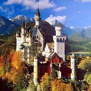 Lindo castelo