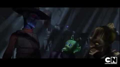 Star Wars The Clone Wars Season 4 Episode 16 Friends and Enemies Trailer
