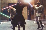 Jedi and Maul