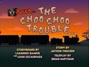 Thechoochootrouble
