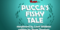 Pucca's Fishy Tale