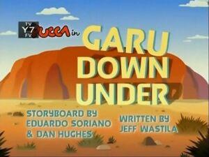 Garudownunder