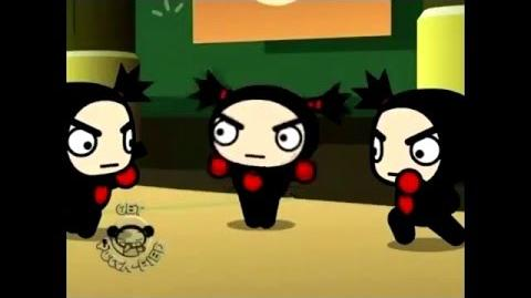 Pucca Funny Love Season 1-Ep20-Pt3-Romancing the Clone