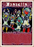 Card Klarissa