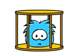 Puffle Cage