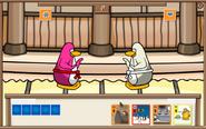 White Penguin in Card-Jitsu21