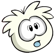 White puffle by brendantaco2-d39mmbn