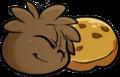 BrownPuffleCookie
