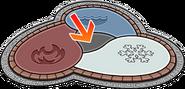 Amuleto chao dojo
