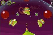 Angry Birds Space - Utopia level 4-4