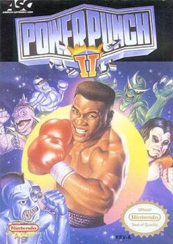 Power Punch II Cover