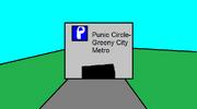 Puniccirclegreenycitymetro