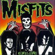 Misfits-Evilive