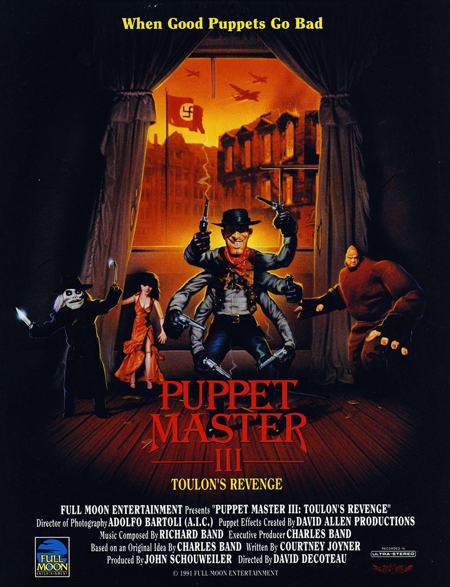 Margarita master movie