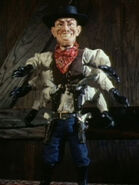 Puppetmaster-six shooter