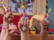 Oobi Kako Grampu Uma Noggin Hand Puppet TV Show
