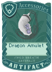 Dragon Amulet
