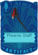 Phoenix Staff