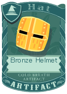 Bronze Helmet 2