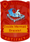 Double Mermaid Bracelet