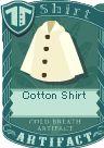 Cotton shirt 1