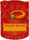 Emerald Bracelet