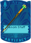 Venom Staff