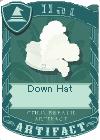 Down Hat 2