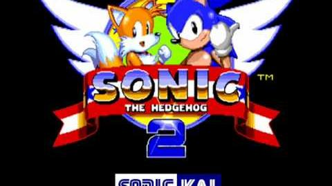 Sonic 2 Music Super Sonic (faster)