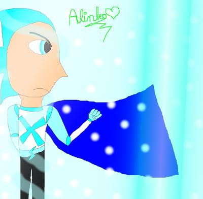 Ice Liam X by Alinka