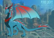 Pl arterious bloodtalon by dragonoficeandfire-d9i266b