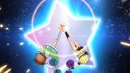 Hat trick star