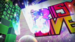 Stardust Shower Naru&Rinne