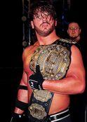 AJ Styles IWGP