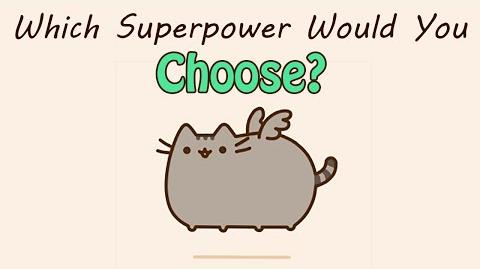 Which Superpower Would You Choose?
