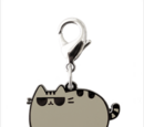 Cool Pusheen Keychain