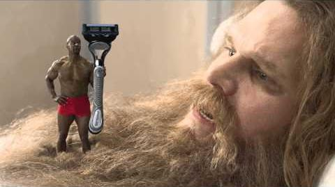 Old Spice Shave