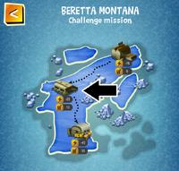 BERETTA MONTANA (EXPERT) map