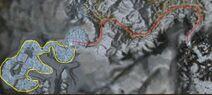 Raven Farmer - Snow Ettin path