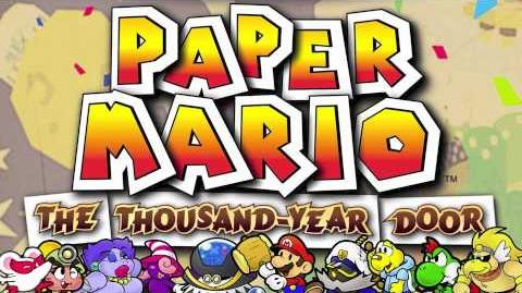 Rogueport Sewers - Paper Mario- The Thousand-Year Door