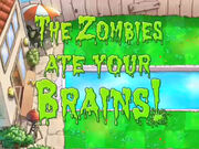 The Zombies Ate Your Brains!