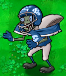 Anti-Freeze Football Zombie