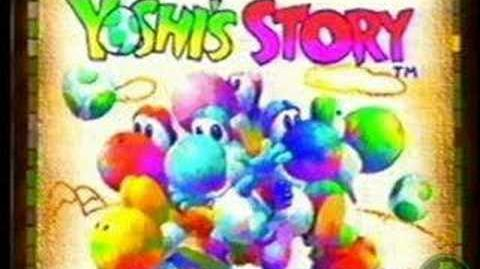 Yoshi's Story - Curry in a Hurry