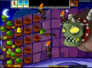 Screenshot of Dr.Zomboss's Revenge