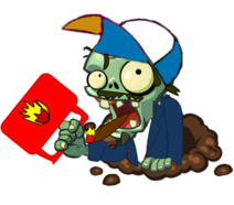 HD Gas Can ZombieH